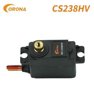 Corona CS238HV Small Robot Gripper Robot Mechanical Claws Metal Gear Mini Servo
