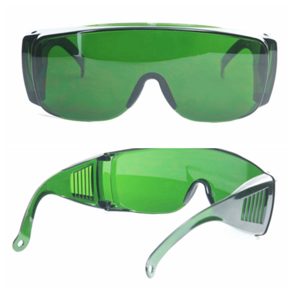 2pcs IPL Laser Safety Glasses 200nm-450nm 800nm-2000nm Blue YAG IR Laser Eye Protection Goggles 1064nm laser protection goggles safety glasses f 980nm 1064nm ir infrared yag lazer