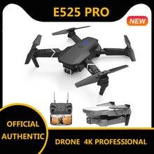 E525 PRO Mini Drone 4K HD Double Dual Camera WiFi Fpv Foldable Quadcopter RC helicopter child Dron G