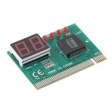 ICOCO PCI PC Diagnostic carte à 2 chiffres carte mère poste testeur analyseur vérificateur ordinateur portable