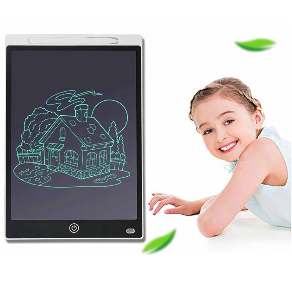 """8,5 """"электронные графический планшет Планшеты доска для рисования ЖК-дисплей Экран планшет с цифровым рисунком для рукописного ввода графической информации Pad Доска W/ручка-2"""