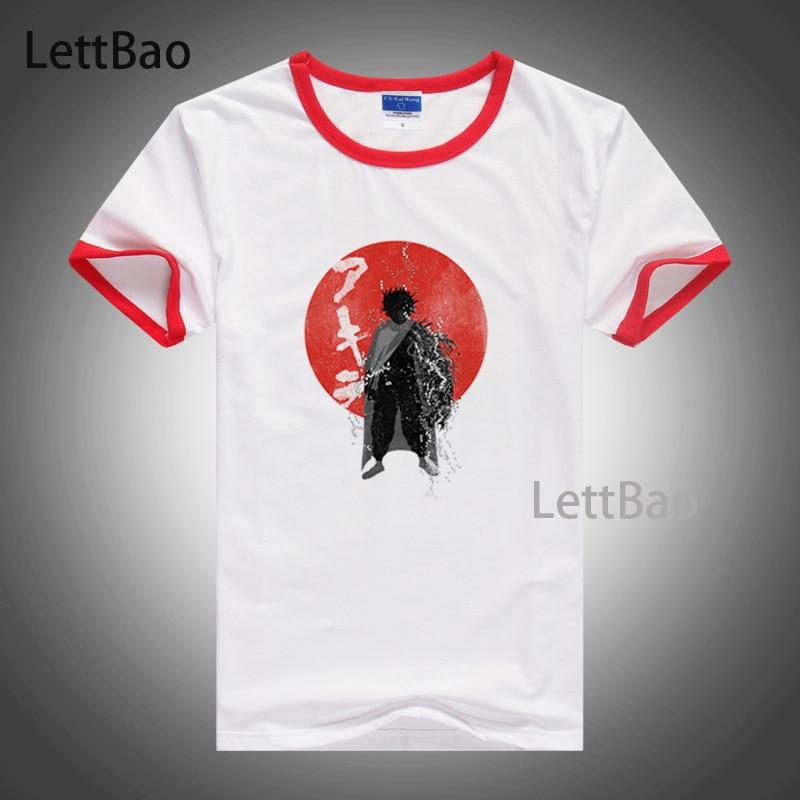 Verano Akira japonés Camiseta Anime hombres mujeres Unisex confort Casuall Tops de manga corta Camisetas de moda nueva Harajuku estilo camiseta