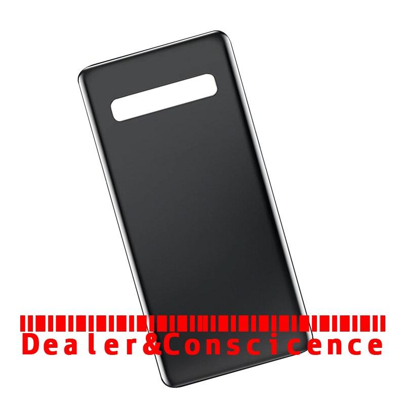 1 Uds OEM batería trasera cubierta de cristal para Samsung Galaxy S10 5G G977 G977B carcasa de la puerta trasera reemplazo + herramientas