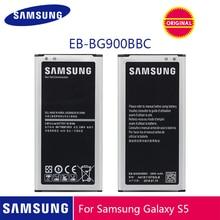 SAMSUNG Original batterie EB-BG900BBU EB-BG900BBC 2800mAh pour Samsung Galaxy S5 G900S G900F G900M G9008V 9006V 9008W 9006W G900FD