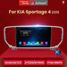 Junsun V1 2G + 32G Android 9,0 DSP Auto Radio Multimedia Player GPS Navigator Für KIA Sportage 4 2019 Audio 2Din dvd