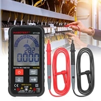 intelligent 6000 counts trms multimeter digital lcd display acdc voltmeter ammeter ohmmeter test with flash light