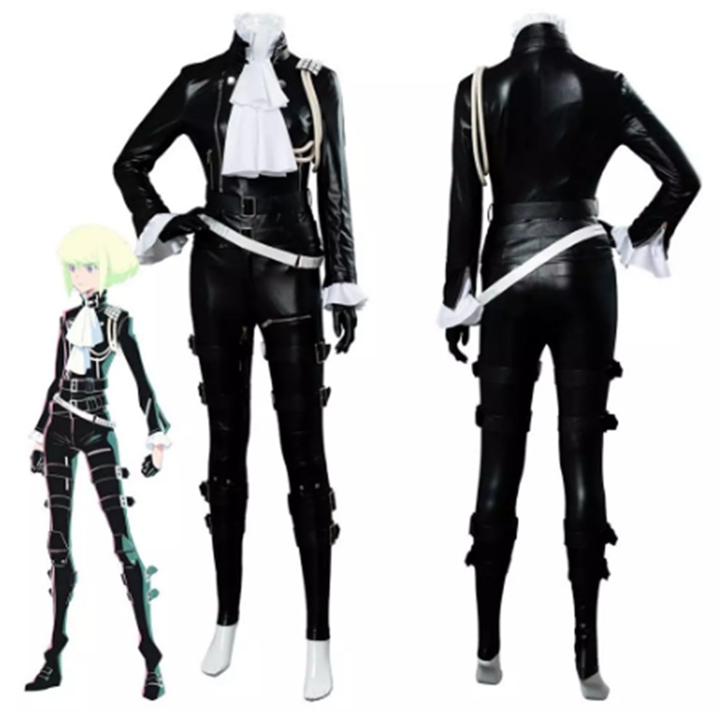 Cosplay Costume Halloween Carnival Customized Womens Handsome Knight Outfit