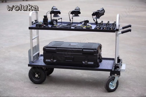 Equipo fotográfico Pankia director para coche, carro de vídeo, estante de película para coche, monitor de coche, equipo de equipo CD50 T03