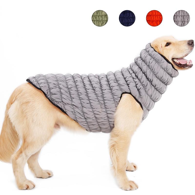Roupas para Animais de Estimação Terno para York Inverno Cabolsa Elástico Reversível Espessamento Bulldog Francês Pequeno Grande Pet Geral Roupas Cão