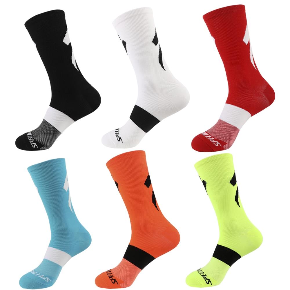 Носки для велоспорта, мужские носки для бега, спортивные носки, женские носки, баскетбольные Носки, гольфы, носки компрессионные