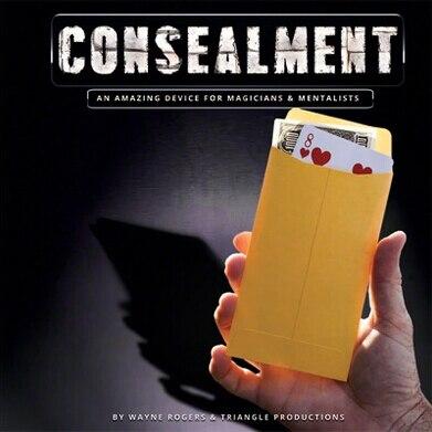 2015 ConSealment por Wayne Rogers-Truques de Mágica