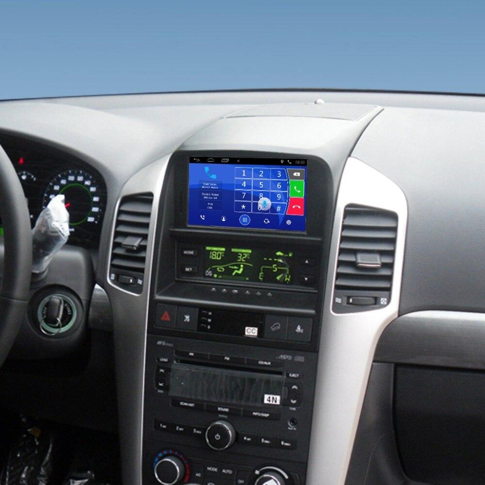 Android 7.1 atualizado original carro multimídia player carro gps navegação terno para chevrolet captiva 2008-2011 suporte wifi carro dvr