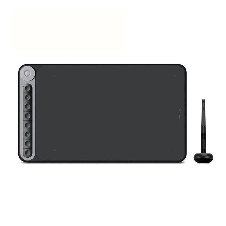 Huion nueva llegada Inspiroy Dial Q620M tableta gráfica 8192 niveles dibujo inalámbrico tableta digital con Dial para PC/Android