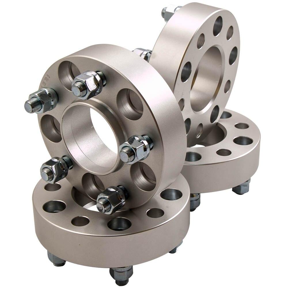 4-محولات مباعد العجلة ، 35 مللي متر 5x114.3 محور مركزي لفورد فالكون AU BA BF FG