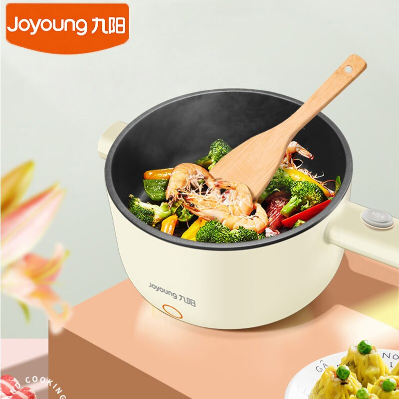 Joyoung G20 متعددة طباخ 1.5L غير عصا غرفة المنزلية الكهربائية المقلاة 220V البسيطة الساخن وعاء فراي الحساء الطبخ وعاء