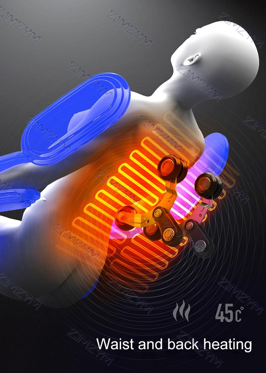 Neuer 4D elektrischer Ganzkörper-Massagestuhl