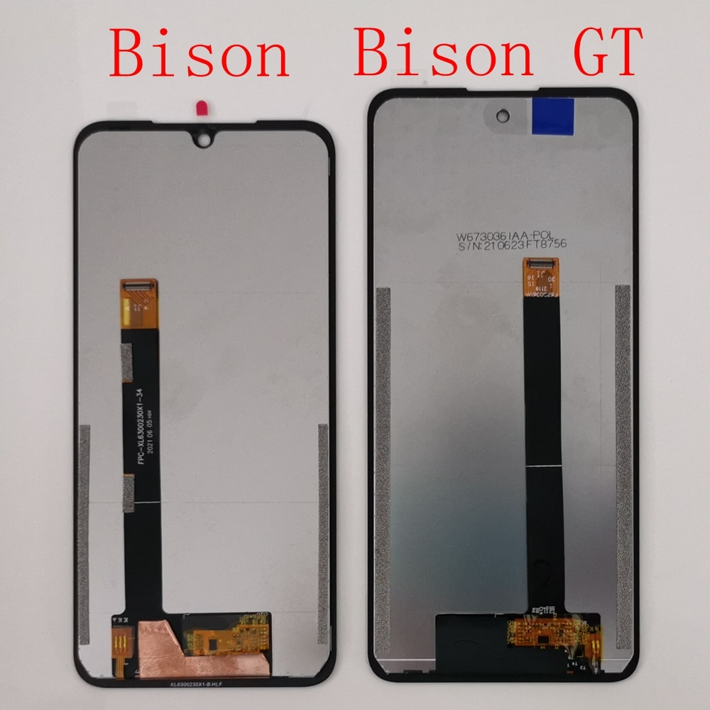 UMIDIGI بيسون 2021 شاشة الكريستال السائل مجموعة المحولات الرقمية لشاشة تعمل بلمس ل UMI بيسون GT شاشة الكريستال السائل UMIDIGI بيسون برو LCD + أدوات مجانية