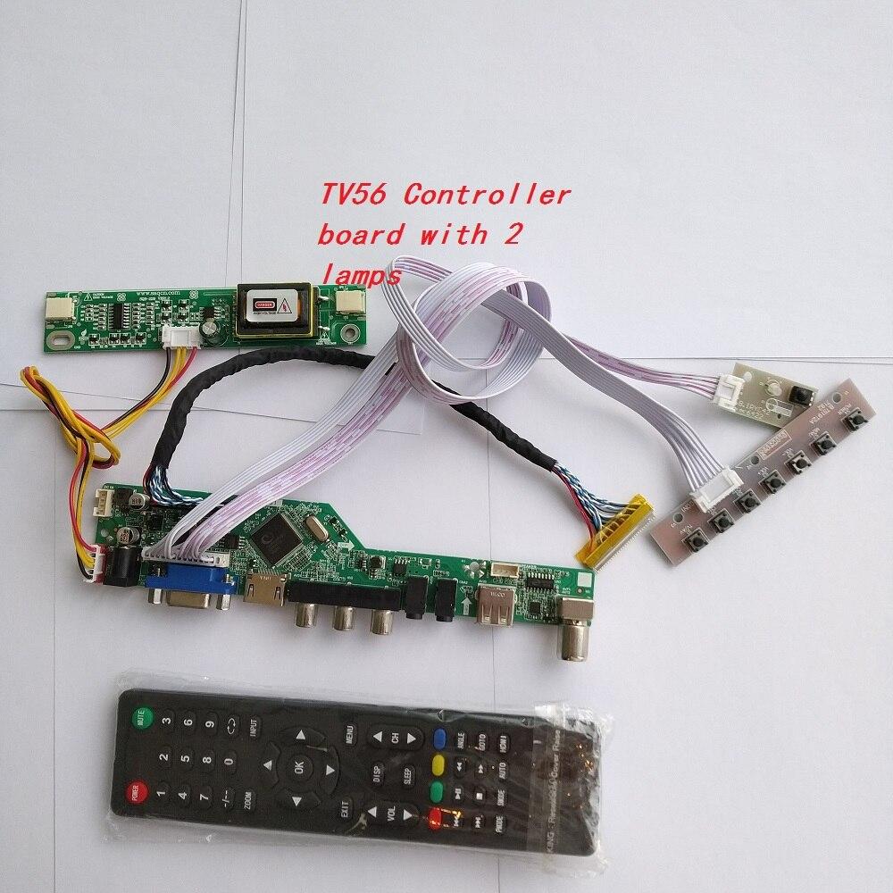 DIY kit For LTM190ET01 1280X1024 19