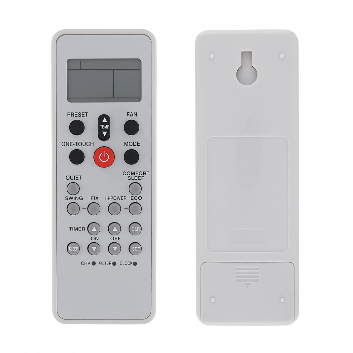 Reemplazo IR 433MHz aire acondicionado Control remoto con transmisión larga ajuste para Toshiba WC - L03SE aire acondicionado