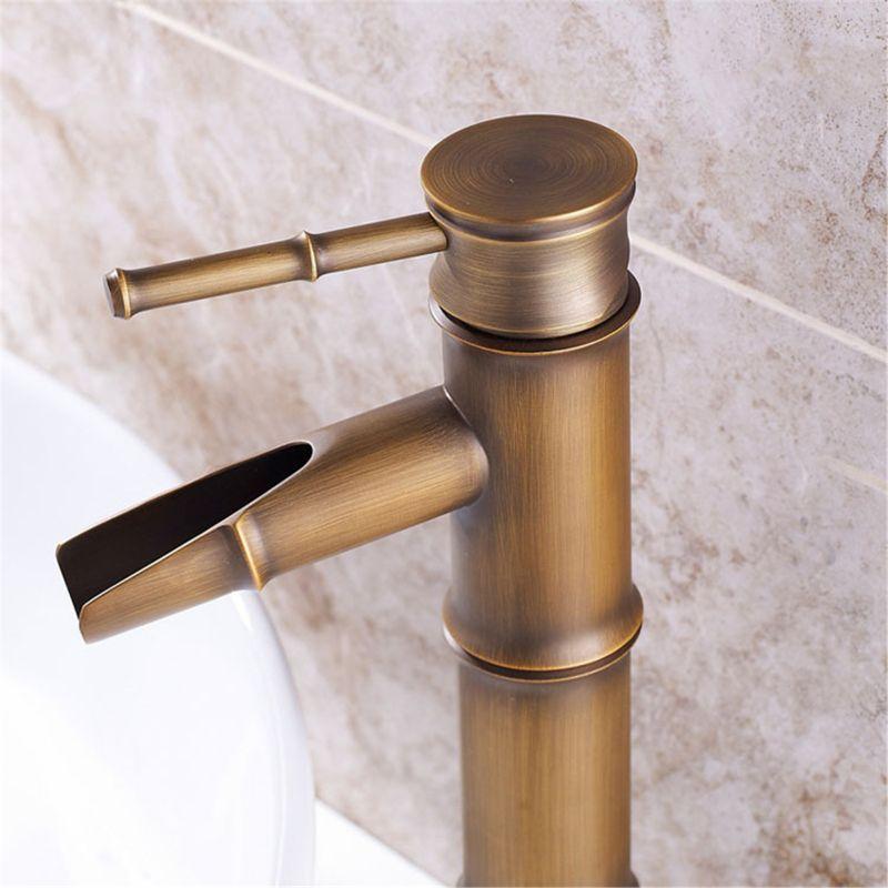 وحيد مقبض حوض للحمام الحنفيات الباردة/الساخنة خلاط حوض صنبور مصرف المياه صنبور المطبخ اكسسوارات الحمام