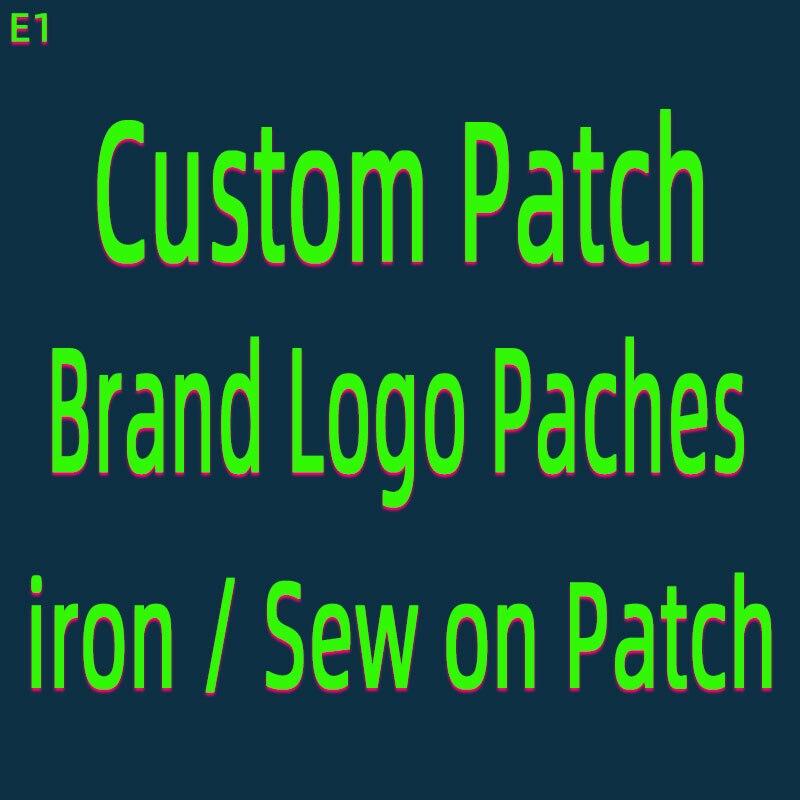 Брендовые нашивки с логотипом для одежды, наклейки, вышитая аппликация «сделай сам», модные брендовые нашивки с надписью, Значки для курток