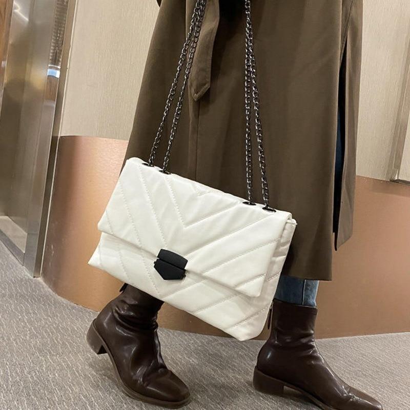 Luxury Crossbody Bag For Women 2021 Designer Fashion Chain Female Shoulder Shiopping Bag Female Handbags Purses With Handle 2021