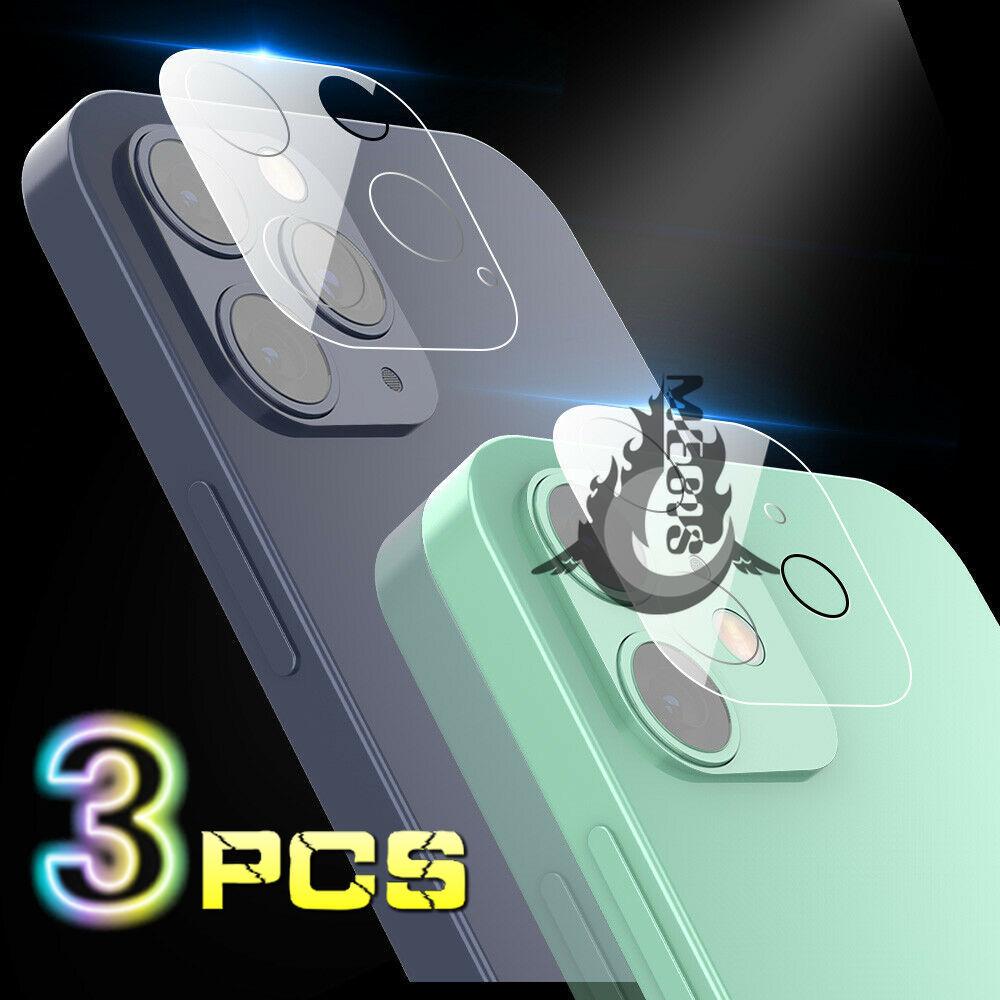 3p lente de cámara Protector de pantalla para IPhone 11/12 Pro Max...