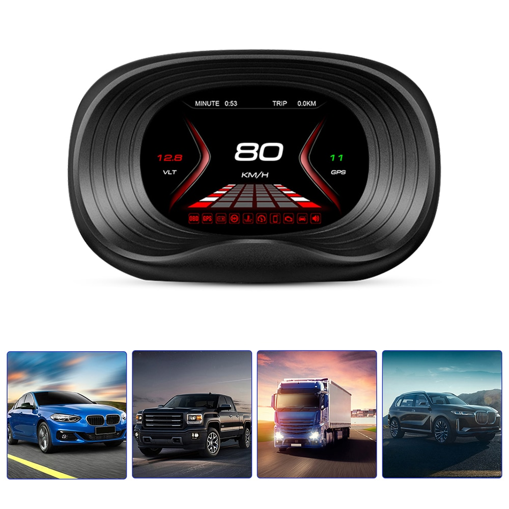 gps-navigation-security-alarm-water-oil-temp-overspeed-hud-obd2-car-speedometer-head-up-display-auto-electronics-accessories