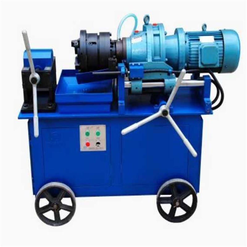 380v Fully Automatic Steel Bar Straight Thread Rolling Machine 16-40mm Rebar Rolling Processing Machine