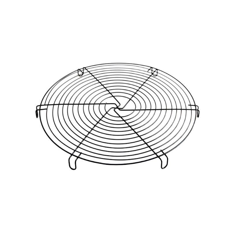 12-дюймовая круглая Пароварка стойка для печенья, хлебная стойка для охлаждения торта, проволочный Пароварка, подставка для чайника, кухонные инструменты для выпечки