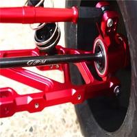#45 HARDEN STEEL REAR CVD DRIVESHAFT AR310591+AR310459 MAK140RS