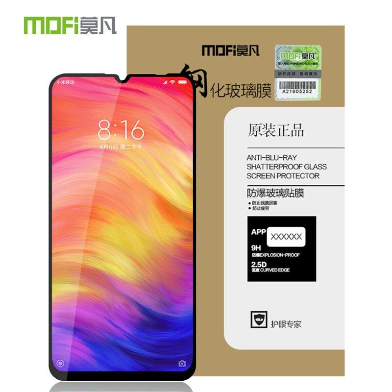 MOFI для Xiaomi cc9 9T 8 8SE 9 9SE закаленное стекло полное покрытие экрана закаленное стекло Защита экрана для MI play Black Shark