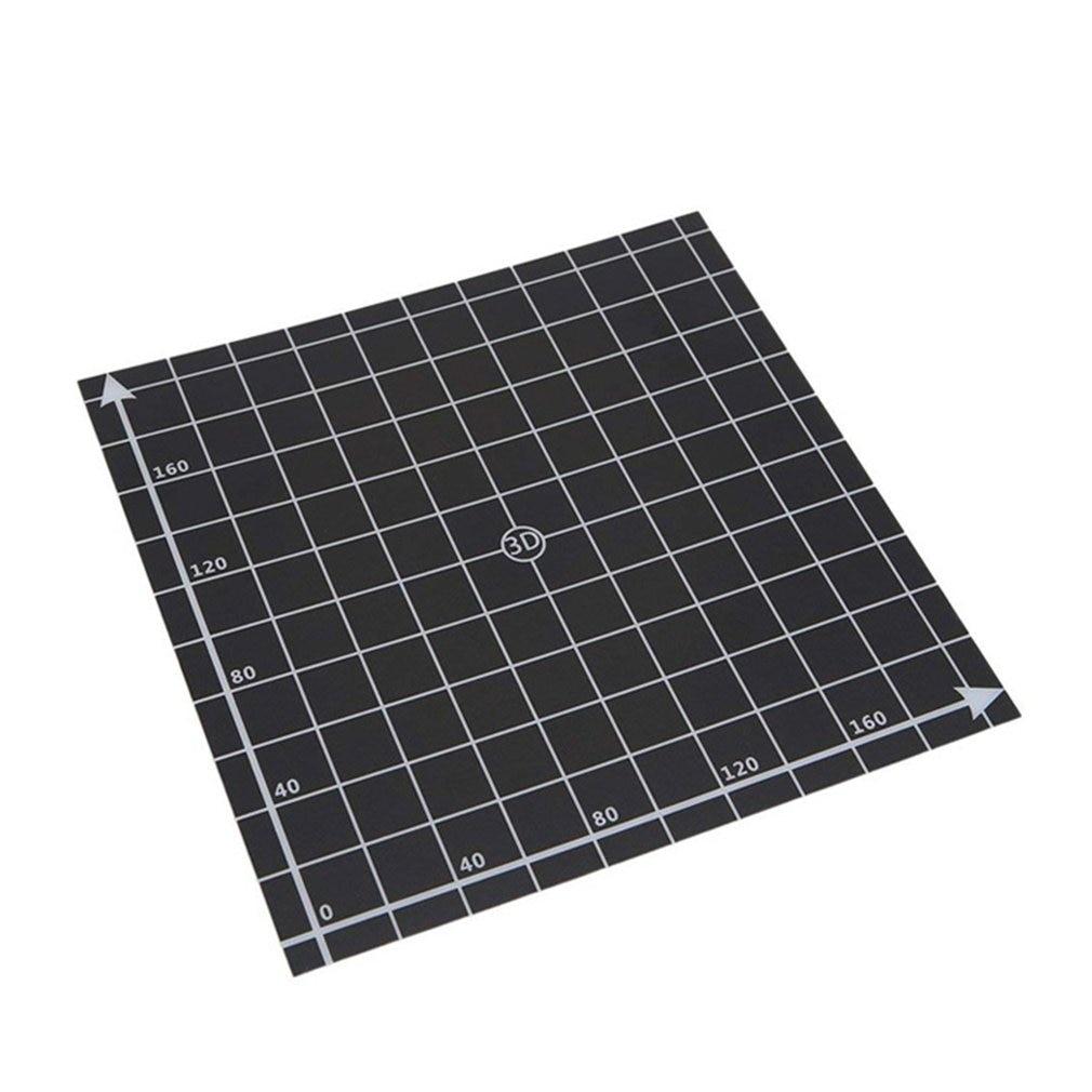220*220mm /300*300mm coordenadas adesivo de alta qualidade 3d impressiona calor etiqueta coordinar impresso