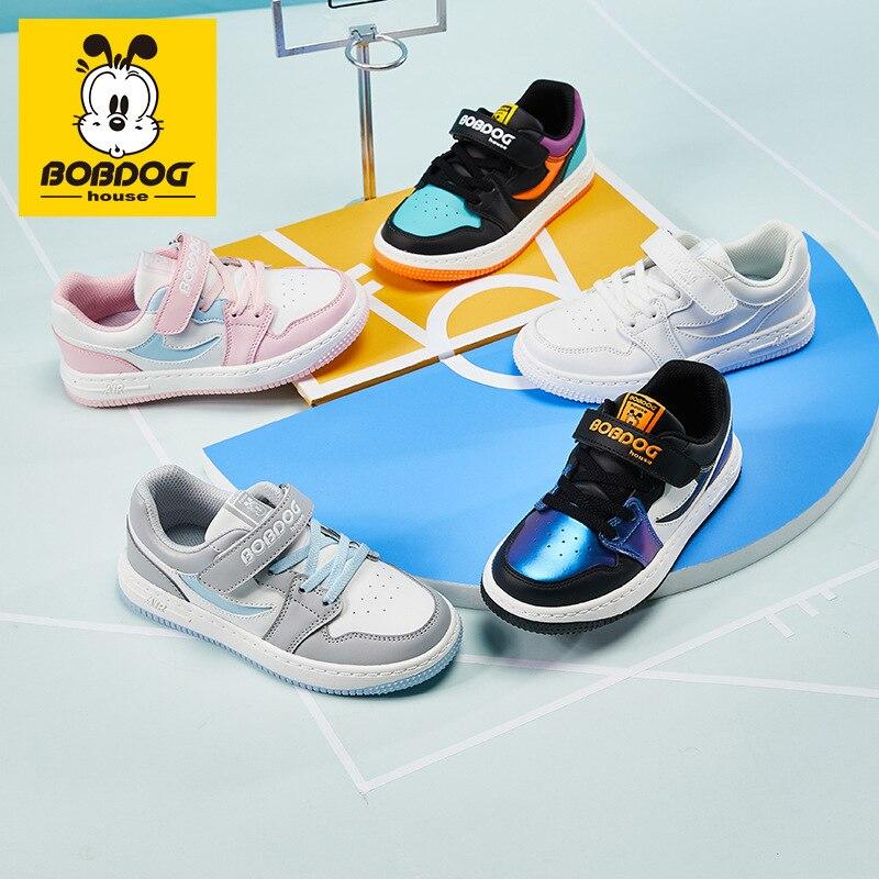 أحذية الأولاد 2021 الربيع والصيف الجديدة الفتيات الرياضة Dreathable أحذية رياضية موضة حذاء للأطفال