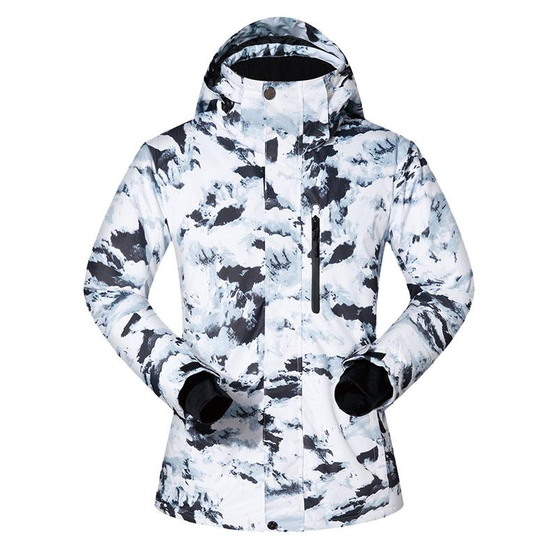 ¡Novedad de 2019! chaqueta de esquí para hombre, impermeable, transpirable, para hombre, para nieve, senderismo, invierno, chaqueta para hombre, esquí y prendas de Snowboard