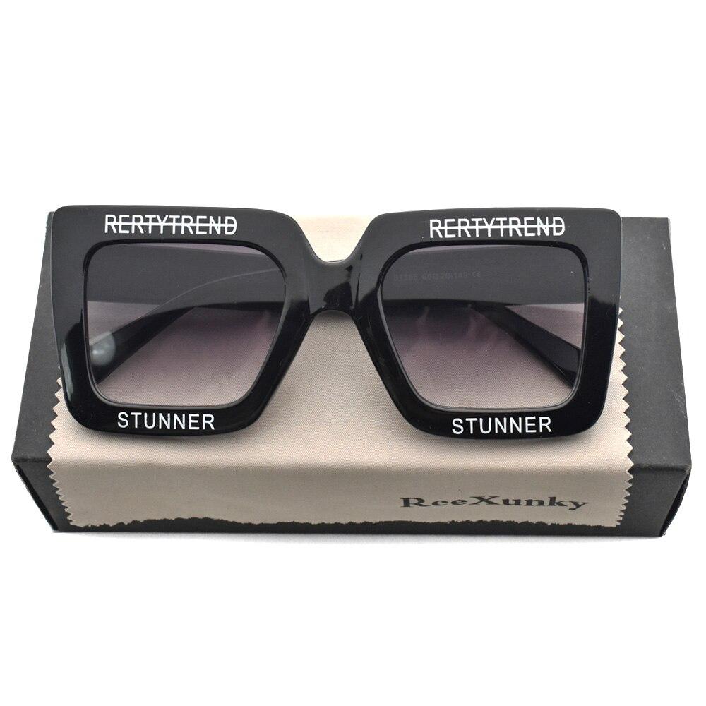 Солнцезащитные очки для женщин, квадратные черные солнцезащитные очки для мужчин, Ретро Винтажные затемненные солнцезащитные очки, рамка с...