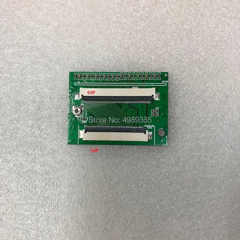 60P до 50P TTL плата для передачи сигнала, плата расширения, универсальная 60P-50P плата для передачи, промышленная плата для управления экраном