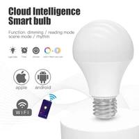 Ampoule Wifi intelligente E27 B22  pour cuisine  salon  chambre a coucher  lampe de Table  cafe  pour Amazon Alexa Echo   Google Home Assistant