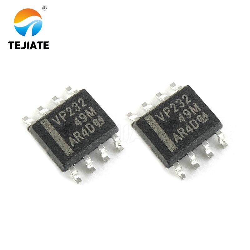 2 Pcs SN65HVD232DR VP232 Sop-8 Interface Chip