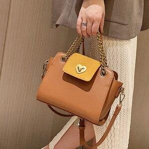 Women's 2021 New Fashion Ladies Messenger Bag Trendy Small Square Bag Luxury Handbags Women Bags Designer Fashion Tote Bag