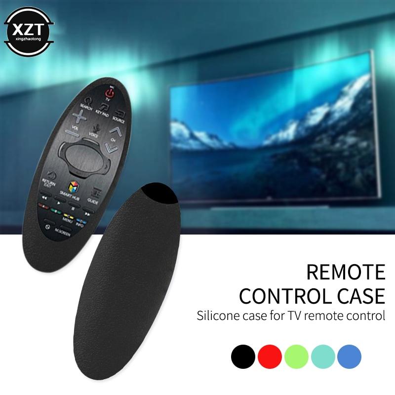 Control remoto de silicona funda para Samsung Smart TV Control remoto BN94-07557A BN94 07469 Control remoto funda protectora suave nueva