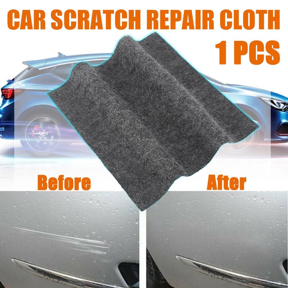 Автомобильная мойка, ремонт царапин, нано-тряпка, автомобильный лак, очистка, удаление царапин, автоматическая фиксация, чистые потертости ...