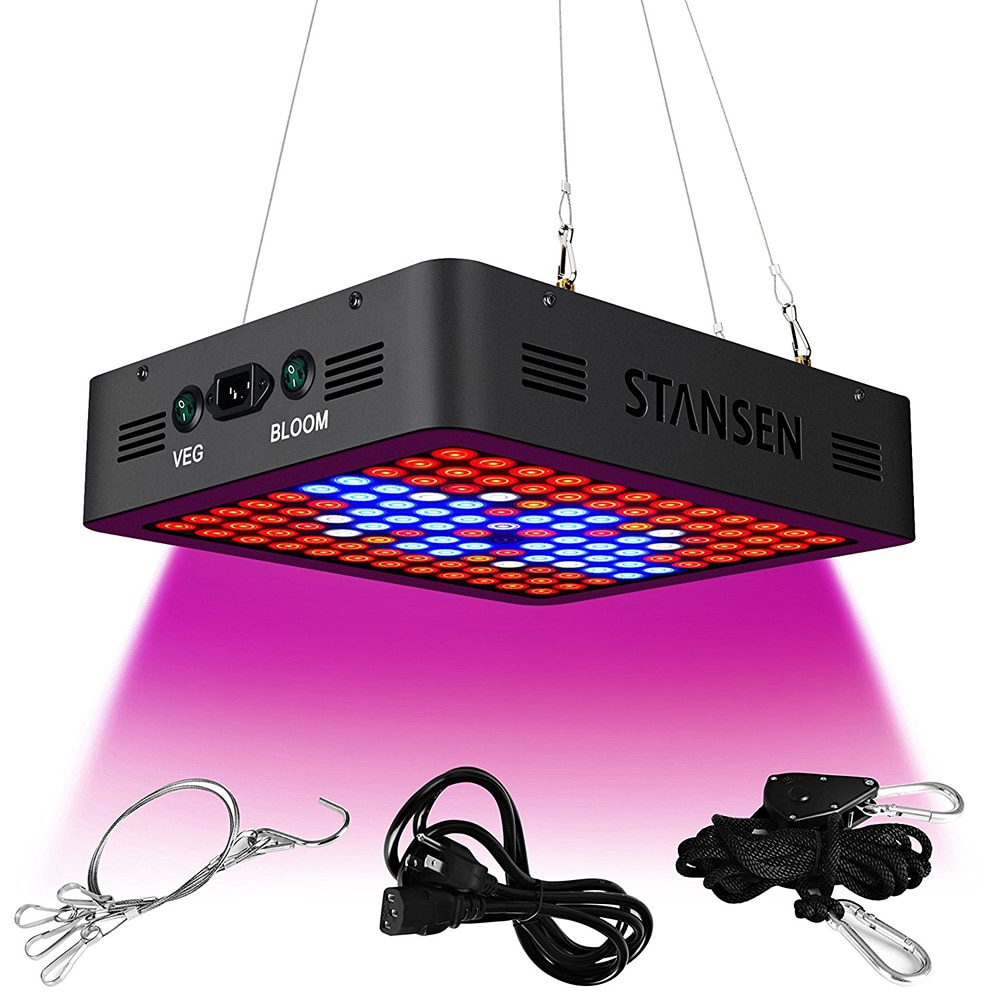 Phyto-lamp Phytolamp For Plants Flower Seeds Indoor Greenhouse Lighting Hydroponics 1800W 1200W Full Spectrum Led Grow Light