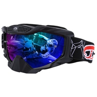 Jiepolly Motorcycle Goggle Cycling Glasses Skiing Eyewear MX Off Road Helmets Bike Sunglasses For MTB Motocross Glasses FJ023