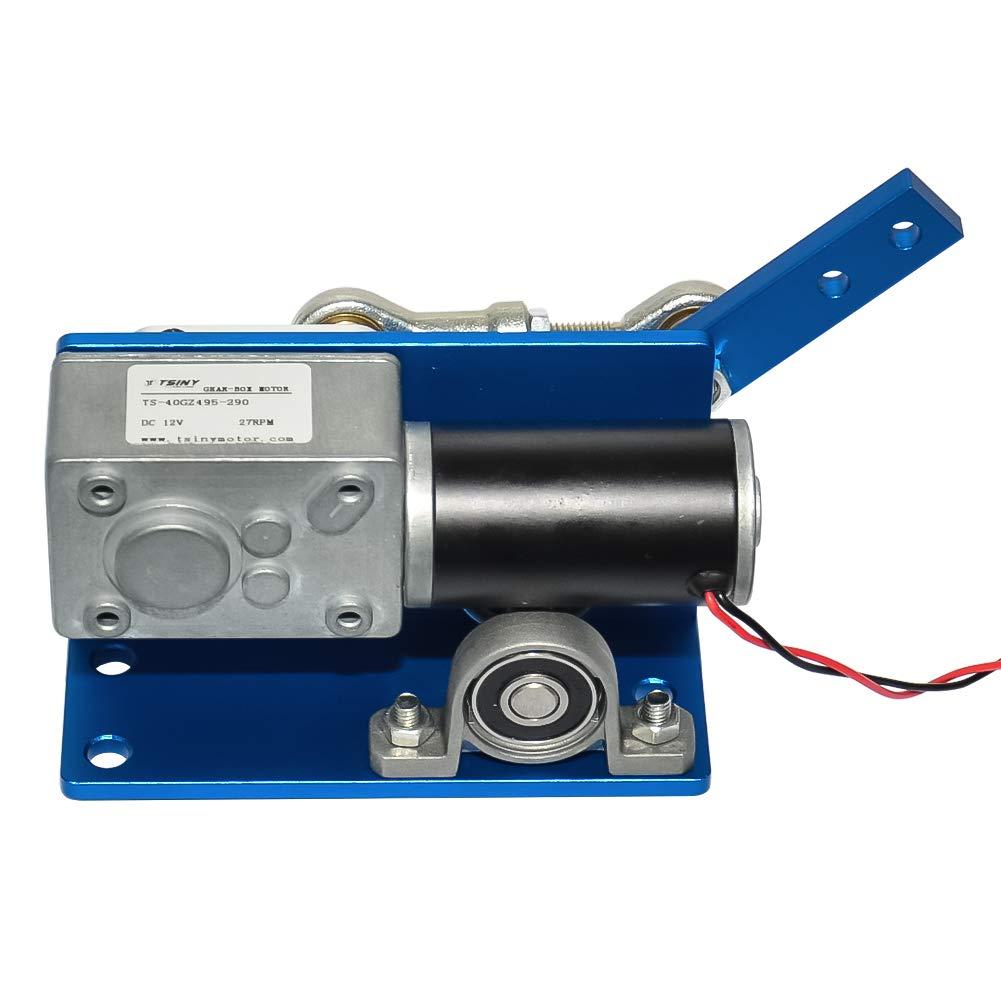 بطارية تيار مباشر موتور التلقائي المتذبذب آلة 35 60 90 درجة مع فرشاة لديي تصميم 12 فولت 24 فولت الترددية