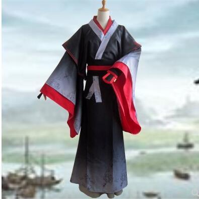 The Yi ling Patriarch Wei Wu xian Mo Xuan yu Costume Cosplay Grandmaster of Demonic Cultivation Costume Mo Dao Zu Shi  Unisex