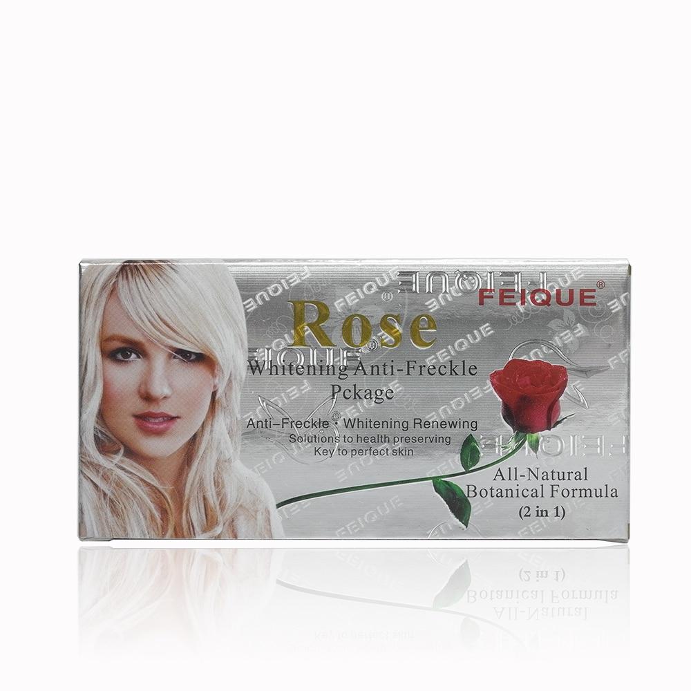 wholesale Refining Nourishing anti wrinkle nourishing renewing whitening cream for face anti freckle cream face care 4sets/lot