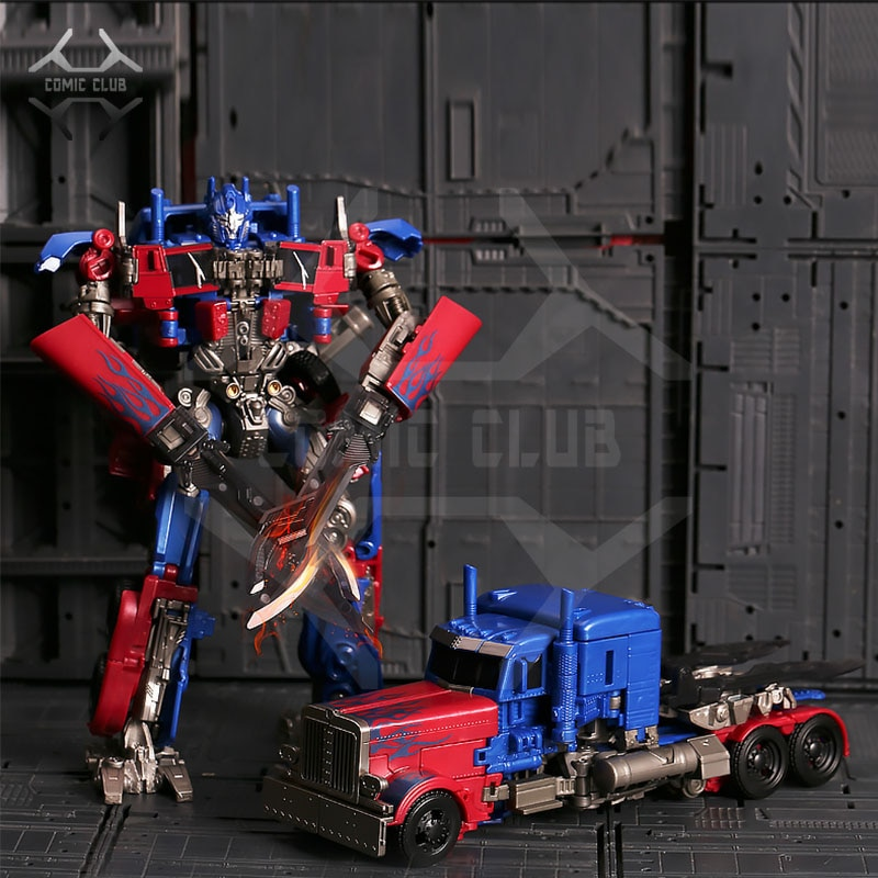 COMIC CLUB Weijiang película estudio serie SS05 SS-05 OP pequeña versión transformación metal aleación piezas acción figura robot juguete