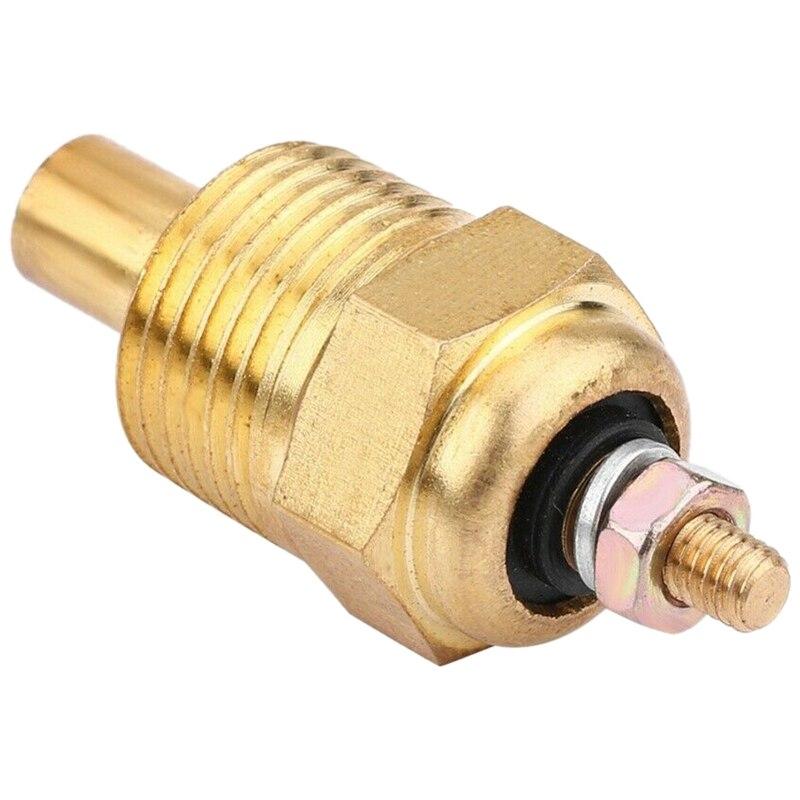 Oro Sensor de temperatura del agua para reemplazar Mercury Mercruiser 806490T Sierra 18-5897 Mallory 9-42400