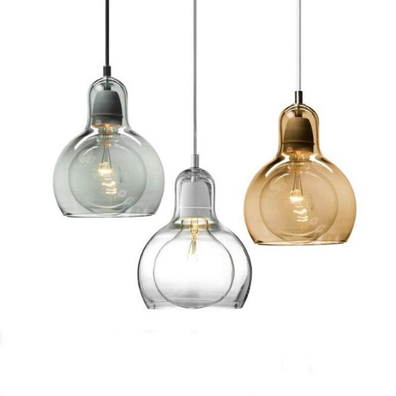 Подвесная лампа в скандинавском стиле, лампочки Эдисона для столовой, спальни, бара, бесплатная доставка